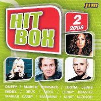Cover  - Hitbox 2008 Vol. 2 [VL]